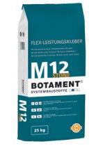 BOTAMENT® M 12 Stone plonasluoksniai / pasiskirstantys trasinio cemento klijai