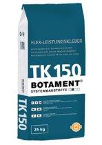 Pramoniniai  plytelių klijai, dvikomponenčiai BOTAMENT® TK 150